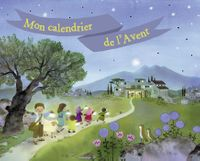 Couverture «Mon calendrier de l'Avent»
