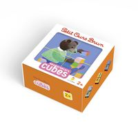 Cover of « Mes premiers cubes Petit Ours Brun »