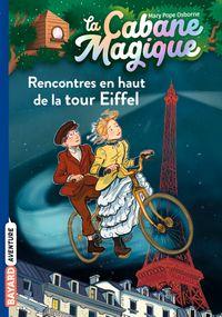 Couverture «Rencontres en haut de la Tour Eiffel»