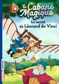 Couverture « Le secret de Léonard de Vinci »