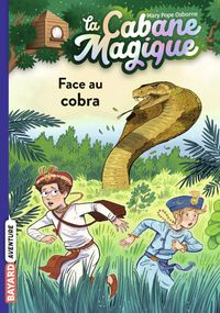 Couverture « Face au cobra »