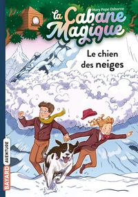 Couverture «Le chien des neiges»