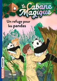 Couverture «Un refuge pour les pandas»
