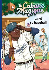 Couverture «Le roi du baseball»