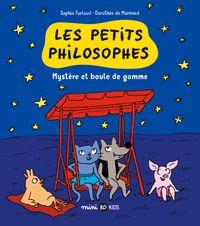Cover of «Mystère et boules de gomme»