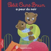 Cover of «Petit Ours Brun a peur du noir»