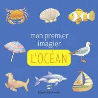 Couverture «Mon premier imagier – L'océan»