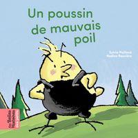Cover of «Un poussin de mauvais poil»