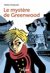 Couverture «Le mystère de Greenwood»