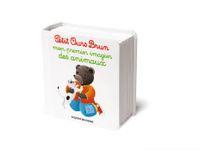 Couverture «Mon premier imagier des animaux Petit Ours Brun»