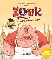 Couverture «Zouk contre mister Ogre»