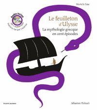 Couverture «Le feuilleton d'Ulysse audio»