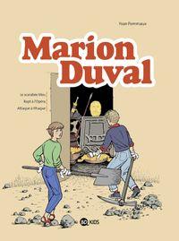Couverture «NE MARION DUVAL INTEGRALE – T01»