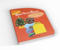 Couverture «Mini cache-cache Petit Ours Brun – C'est pour moi, ce cadeau ?»