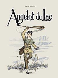 Couverture «NE Angelot du lac»