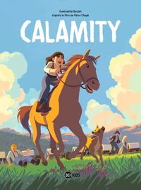 Couverture «Calamity»