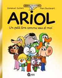 Couverture «Ariol 1 collector»