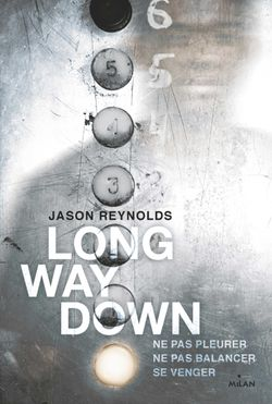 Couverture de « Long way down »