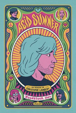Couverture de « Acid Summer »