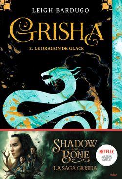 Couverture de «Le dragon de glace»