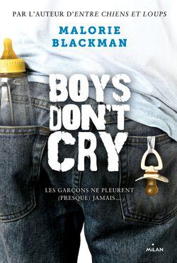 Couverture de «Boys don't cry»