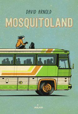 Couverture de «Mosquitoland»