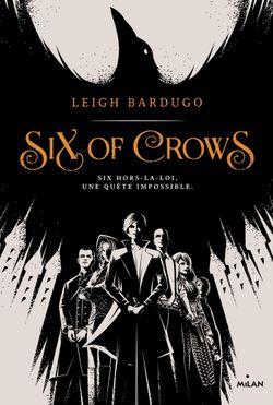 Couverture de «Six of crows»
