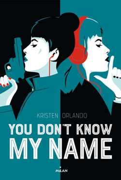 Couverture de «You don't know my name»