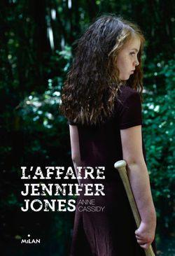 Couverture de «L'affaire Jennifer Jones»