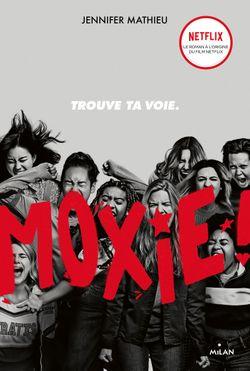 Couverture de «Moxie»