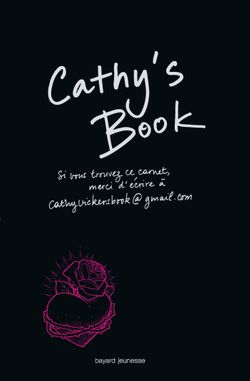 Couverture de « Cathy's book (format souple) »