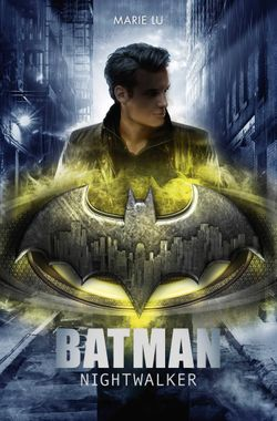 Couverture de «Batman : Nightwalker»