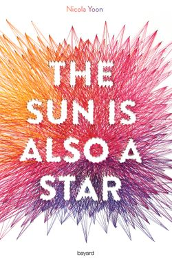 Couverture de « The sun is also a star »