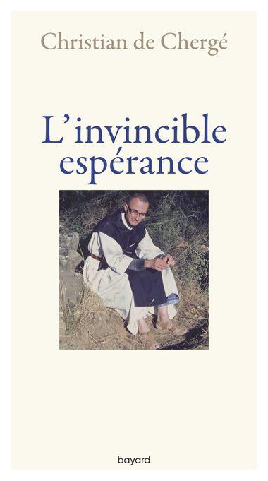 Couverture de «L'invincible espérance»