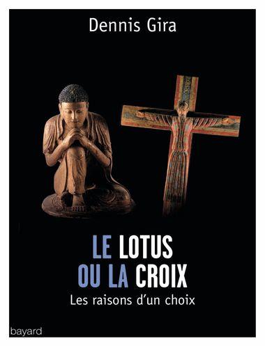 Couverture de «LE LOTUS OU LA CROIX»