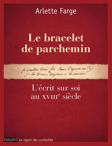 Couverture de «Le bracelet de parchemin. NE»