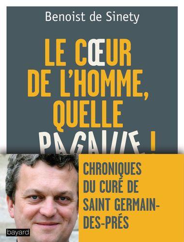 Couverture de «« LE  COEUR DE L'HOMME, QUELLE PAGAILLE ! »»