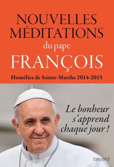 Couverture de «Nouvelles méditations»