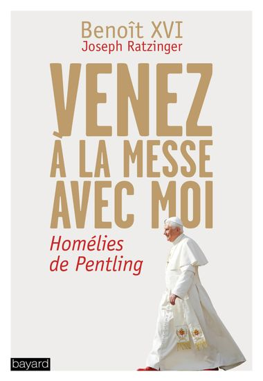 Couverture de «Venez à la messe avec moi»