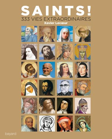 Couverture de « Saints »