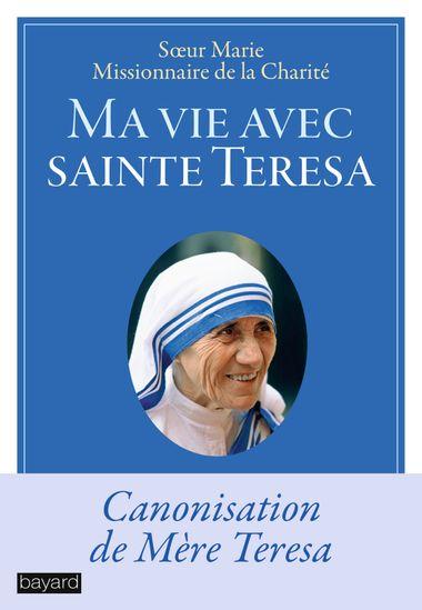 Couverture de «Ma vie avec sainte Teresa»
