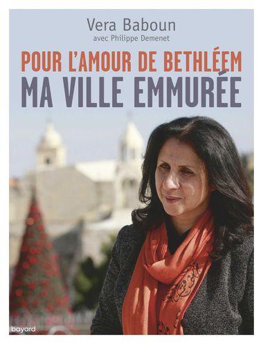 Couverture de «Pour l'amour de Bethléem»
