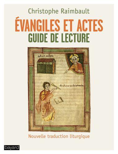 Couverture de «Évangiles et Actes. Guide de lecture»
