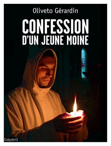 Couverture de «Confession d'un jeune moine»