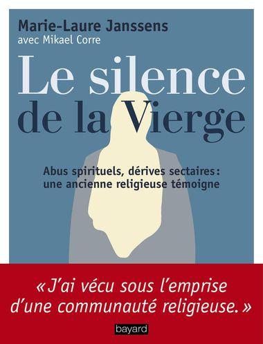 Couverture de «Le silence de la Vierge»