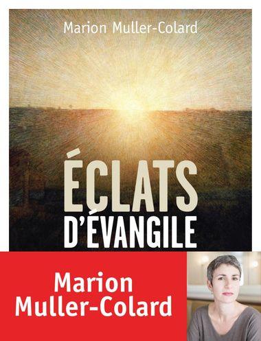 Couverture de «Eclats d'Evangile»