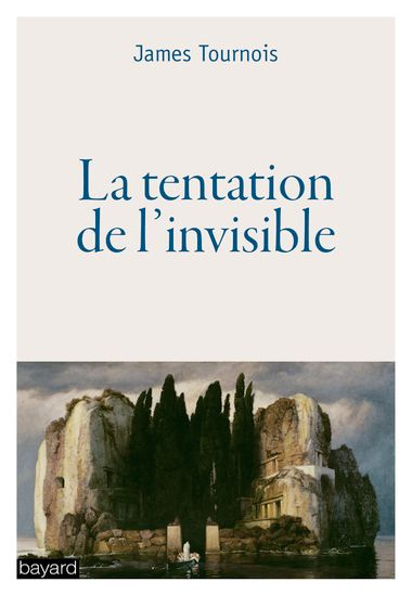 Couverture de « La tentation de l'invisible »