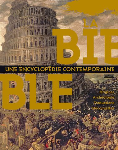 Couverture de « La Bible  Une encyclopédie contemporaine »