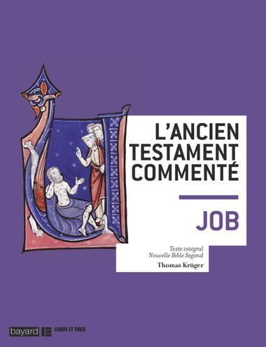 Couverture de «Le livre de Job. L'Ancien Testament commenté»