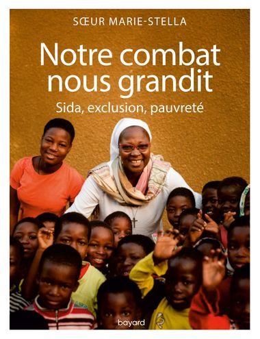 Couverture de «Notre combat nous grandit»
